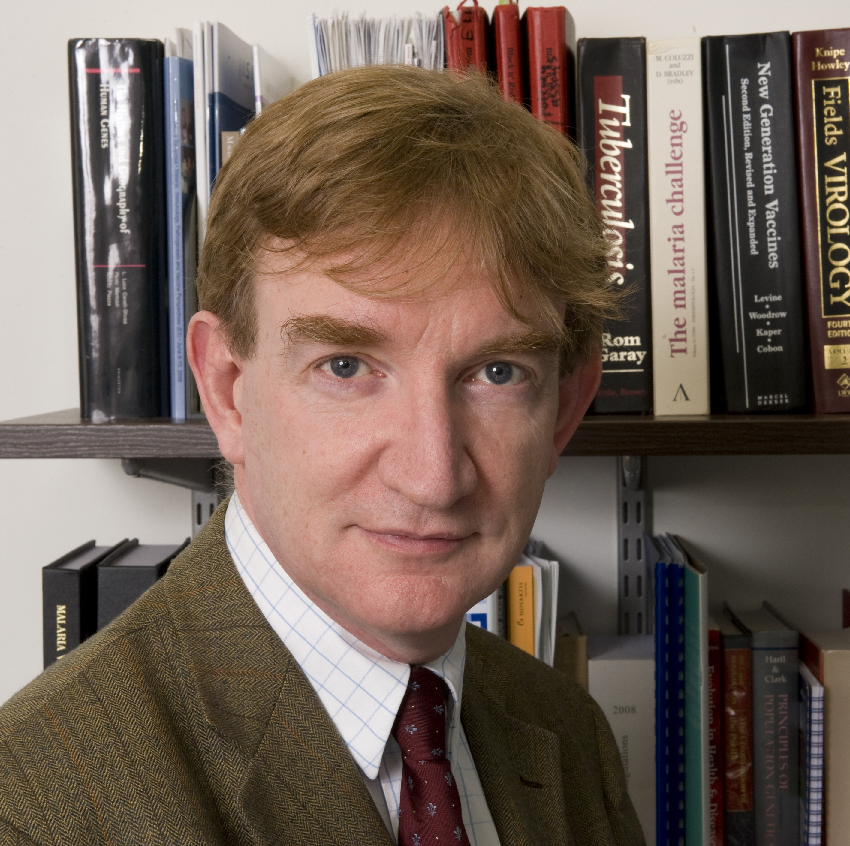 Professor Adrian Hill